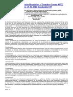Registros y Notarias Requisitos y Tramites Gaceta 40332         fecha 13.docx