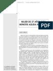 Biopsia hepa¦ütica. Procedimiento, indicaciones, contraindicaciones y sus complicaciones