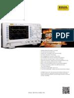 DS1000Z Datasheet