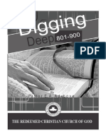 Digging Deep 801 900word