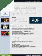 Jason Nester's 2010 Resume Website