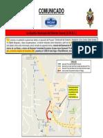 Cierre Temporal de Calles y Rutas Alternas - Proyecto Vía Rápida Aeropuerto (Con Observaciones).docx