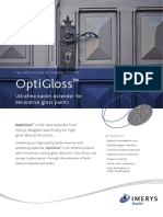 OptiGloss Sell Sheet