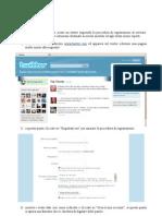 Twitter per Giuristi - 1.2 Creare un Utente