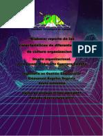 Act7 Elaborar Reporte de Las Características de Diferentes Tipos de Cultura Organizacional (1)