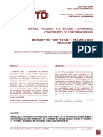 """Mariele Troiano - ENTRE O """"PASSADO"""" E O """"FUTURO"""" O PROCESSO CONSTITUITE DE 1987-88.pdf"""