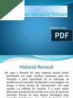 Caso Renault Nissan