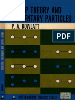 Rowlatt-GroupTheoryElementaryParticles