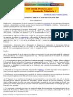 Instrucao Normativa Drei n 34 de 02 de Marco de 2017 - Procuração Ilimitada