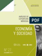 Revista Economia y Sociedad-27