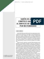 Hemorragia Digestiva Baja Sec Und Aria a Hemorroides Internas