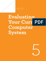 5. Evaluating Your Current Computer System(1)