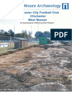 Chichester City Football Club, Chichester, West Sussex
