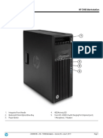 Hpe Proliant Dl380 Gen10 Server Maintenance And Service Guide
