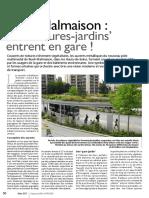 Espace Public & Paysage - Pole Multimodal Rueil Malmaison