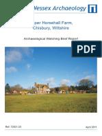Upper Horsehall Farm, Chisbury, Wiltshire