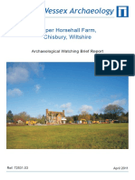 Upper Horsehall Farm, Chisbury, Wiltshire
