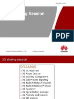 3G Sharing Session