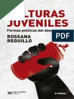 Culturas Juveniles Rossana Reguillo