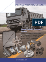 Catalog for Mercedes Trucks
