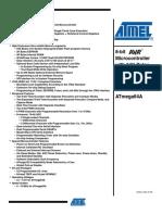 Datasheet ATmega64
