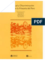 0012.- Ana Cecilia Carrillo S. [Et Al ] - Etnicidad y Discriminacion Racial en La Historia Del Peru