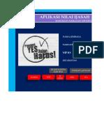 [Aplikasi] Nilai Ijasah 2014 Raport 70.1