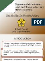 PPT JURNAL hiponatremi pada pasien HD