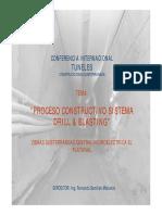 Sistema Drill Blating