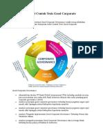Kumpulan Judul Contoh Tesis Good Corporate Governance