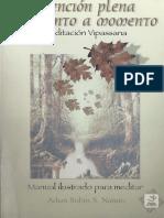 Atención plena. Meditación Vipassana.pdf