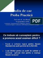 Ana Morariu PP-Studiu de Caz