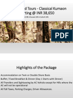 Uttarakhand Tours - Classical Kumaon with SOTC Holidays