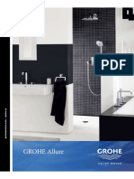 GROHE Allure Flyer