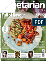 Vegetarian Living - October 2016 UK