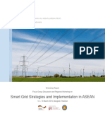 Smart Grid Strategies and Implementation in ASEAN Workshop - Final Report