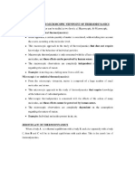 Thermodynamics Notes 1 Unit