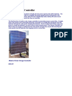 3 Solar Charge Controller