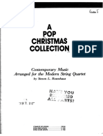 A Pop Christmas Collection (String Quartet)