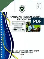 2014_Panduan Rekam Medik Kedokteran Gigi(2)