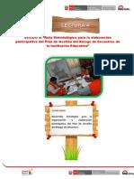 Guia Para La Elaboración Del Plan de Gestión de Riesgos de Desastres