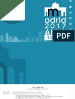 XI Congreso AISO, Madrid 2017. PROGRAMA.pdf