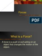 Forces Physics