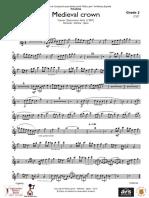 Medieval - Oboe
