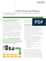 Governing Institute Brief Plastics-To-fuel