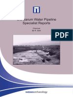 Old Sarum Pipeline Specialist Report - Charcoal