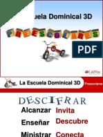 Escuela Dominical Preescolares