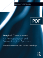 [Susan Greenwood, Erik D. Goodwyn] Magical Consciousness