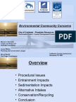 Coastal Commission Desal Presentation with Alternative Intakes