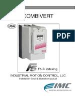 KEB F5-B AC-Drive Manual